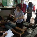 RSUD Kapuas Sigap Menangani KLB Keracunan Makanan Warga Desa Narahan Pulau Petak