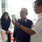 Pengawasan Pembinaan Kawasan Tanpa Rokok (KTR) pada Fasyankes